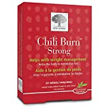 chili burn - Chili Burn, 60 Tabs by New Nordic US Inc (Pack of 2)