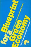 Blueprint Green Economy, Pearce, D. and Markandya, A., 1853830666