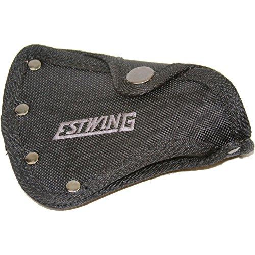 Estwing #25 Sportsman's Axe - Camper's Hatchet Sheath - Black - Fits E14A