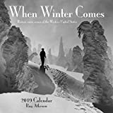 2019 When Winter Comes Wall Calendar