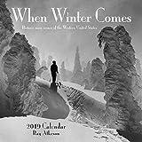 2019 When Winter Comes Wall Calendar