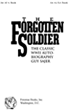 The Forgotten Soldier: The Classic WWII Autobiography