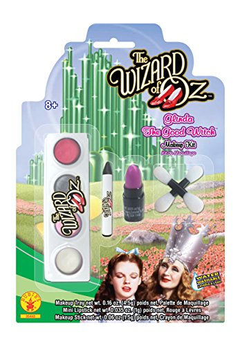 [Rubies Wizard of Oz 75th Anniversary Glinda The Good Witch Make-Up Kit] (Good Witch Of Wizard Of Oz)