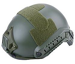 Outgeek Tactical Hat Military Helmets Cap Protective Outdoor Helmet