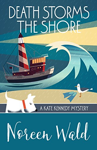 Death Storms the Shore (A Kate Kennedy Mystery Book 4)