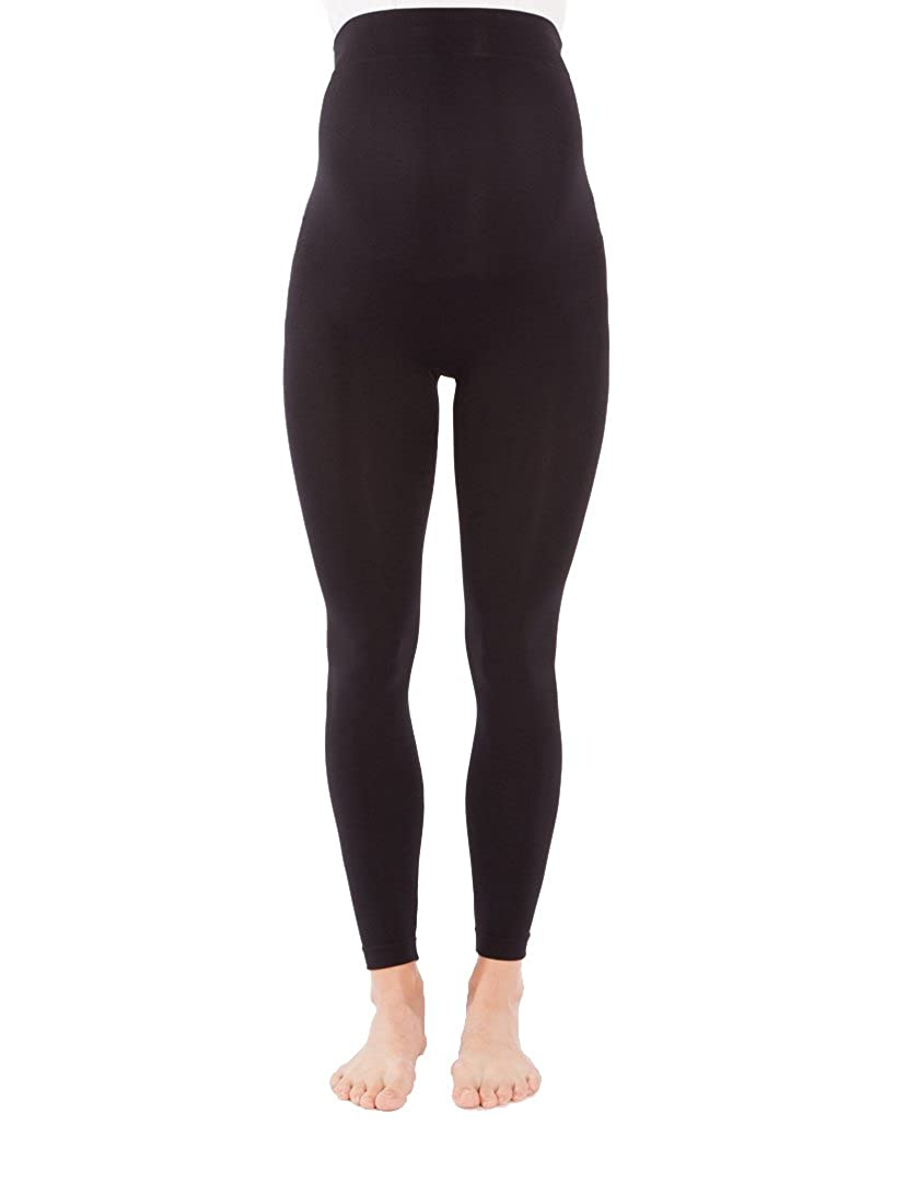 Modern Eternity Womens Basic Maternity Seamless Legging Furi Design Inc. MEMSLG01