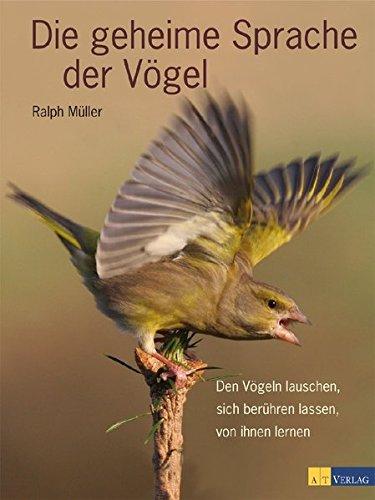 Die geheime Sprache der Vögel. Den Vögeln lauschen, sich berühren lassen, von ihnen lernen