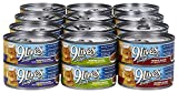 9Lives Hearty Cuts - Variety Pack - 5.5 Oz - 12 Ct