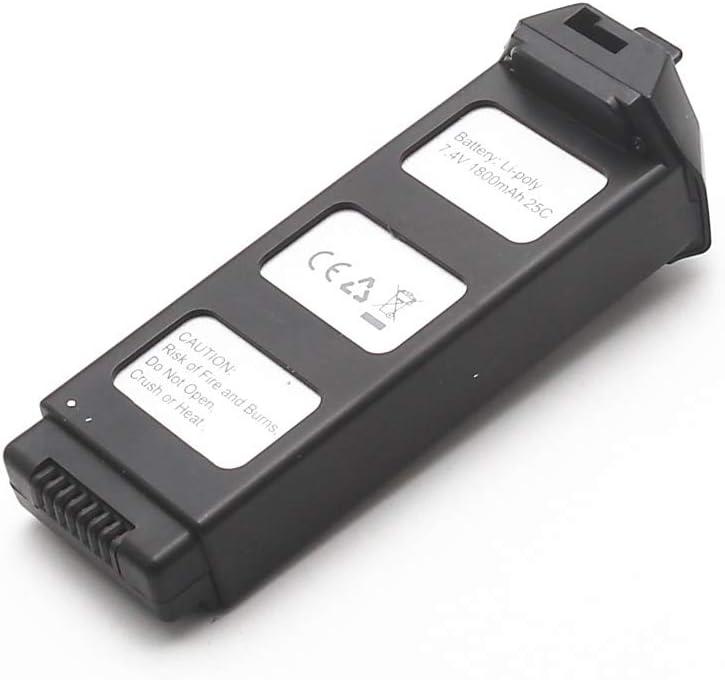 ndegdgswg Batteria Li-Po Originale al 100% 5w 7.4v 1800, per Batteria B5w Senza Spazzole Ad Alta velocità Rc Drone Accessori per Batteria 2pcs 1pcs
