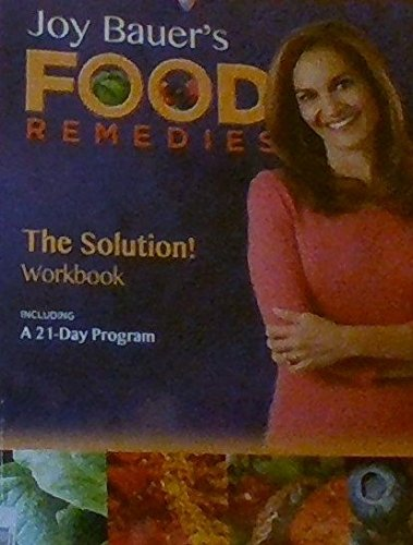 joy bauer food remedies - 2