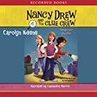 Sleepover Sleuths: Nancy Drew and the Clue Crew, Book 1 Audiobook by Carolyn Keene Narrated by Cassandra Morris