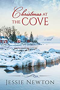 Christmas at the Cove: Heartwarming Women's Fiction (Five Island Cove Book 4)