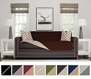 Amazon Com Sofa Shield The Original Reversible Couch
