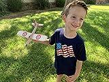 Fred's Flyers Balsa Wood Airplane Gliders – 5