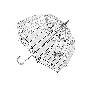 Fulton Lulu Guinness Birdcage Umbrella Birdcage
