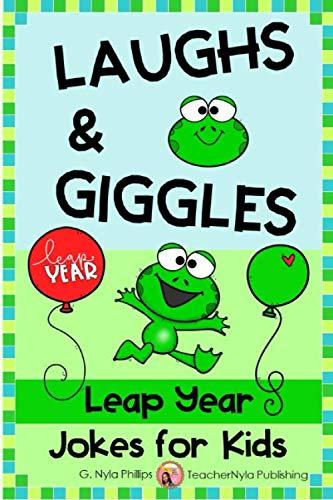 Leap Year Jokes for Kids: A Leap Day Joke Book (Seasonal Joke Books)