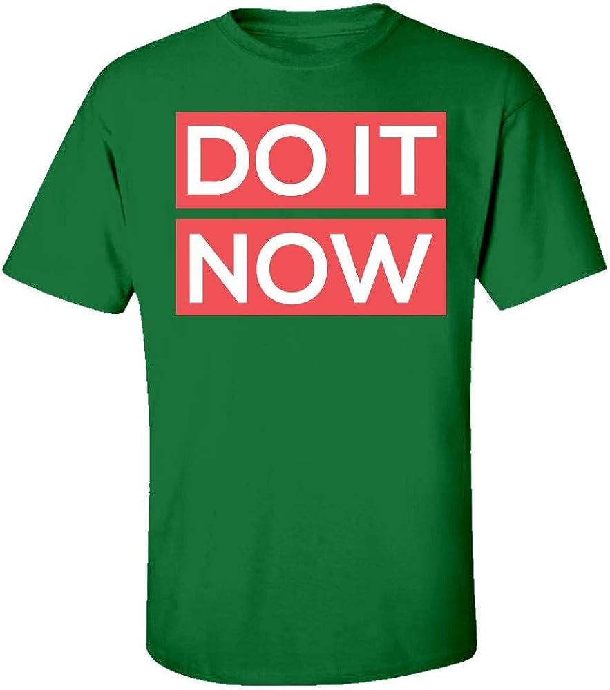 Kids T-Shirt Do It Now Cool Creative Design