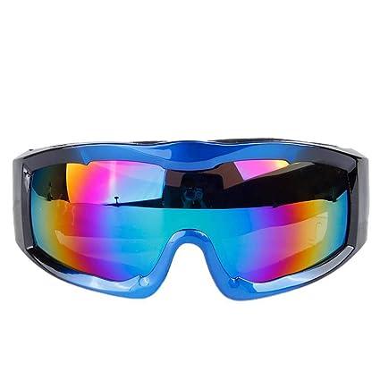 Men Women Large Frame Sunglasses Sport Outdoor Anti-UV Windproof Goggles New