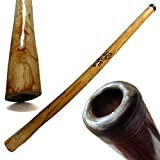 Eucalyptus Yellowbox Didgeridoo, Beeswax Mouthpiece - 52\