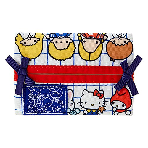 Sanrio Sanrio Characters tissue case '70s bus From Japan New (70s Tv Characters)