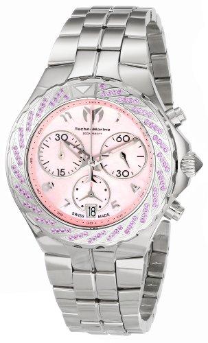TechnoMarine Women's 713013 Sea Pearl Watch