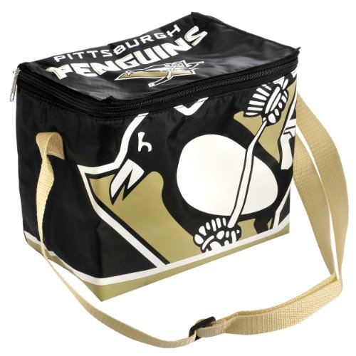 NHL Pittsburgh Penguins Big Logo Team Lunch Bag