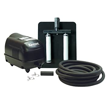 Airmax KoiAir1 Water Garden Aeration Kit, Single Plate