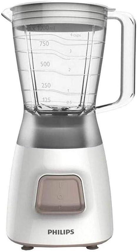 Amazon De Philips Hr2052 00 Daily Basic 450 W Mixer 1 25 Liter 0 Dezibel Kunststoff Weiss
