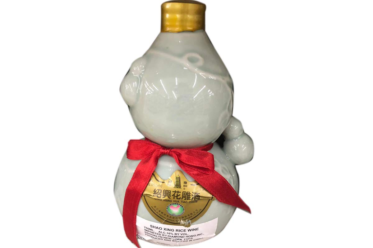 Shaoxing Rice wine (Pack of 4)