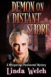 Demon on a Distant Shore: A Whisperings Mystery