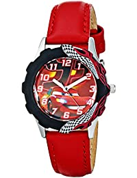 Kids' W001589 Tween Cars Lightning McQueen Stainless Steel Watch