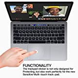 FORITO Palm Rest Cover Skin with Trackpad Protector