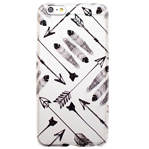 ankit-iphone-6-plus-case-arrow-feathers-super-cute-protective-beautiful-design-case-with-anti-shock-
