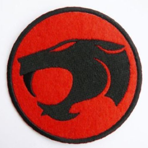 Fabric Factory Uk Thundercats Iron Or Sew On Embroidered Patch Art - Uk Ironman Store