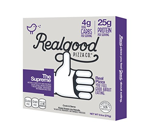 Real Good Foods - Low Carb - 7