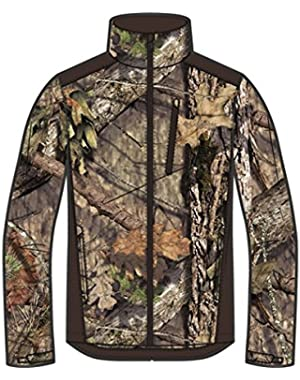 Men's Stealth Shot III Softshell Jacket Polyester
