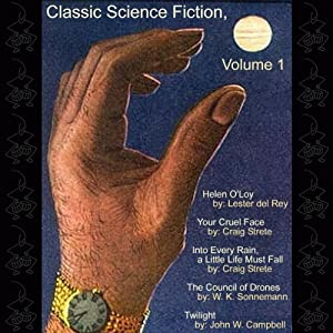 Classic Science Fiction, Volume 1 Audiobook