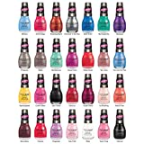 Lot of Sinful Colors Finger Gel Polish Color Lacquer All Different Colors No Repeats (10)