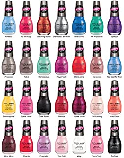 lot of sinful colors finger gel polish color lacquer all different colors no repeats 8 - Vernis Sinful Colors