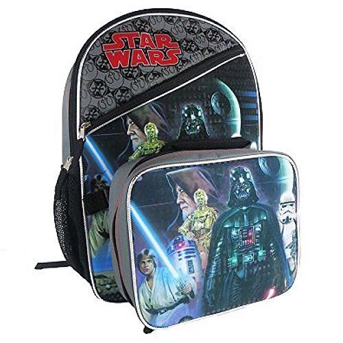 Star Wars Backpack Insulated Lunch