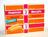 Plasmon - Italian Baby Biscuits (Biscotti), (12)- 12.7 oz. Boxes