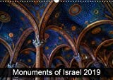 Monuments of Israel 2019 2019: The best photos from Wiki Loves Monuments, the world s largest photo competition on Wikipedia (Calvendo Places)
