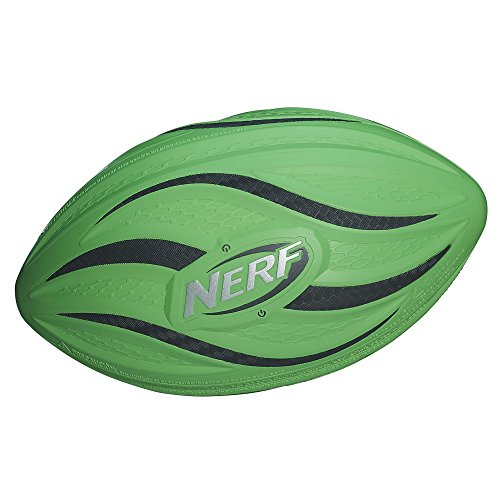 Nerf Fire Vision Ignite Football by Nerf