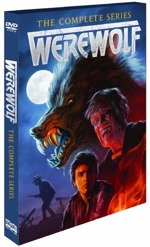 WEREWOLF:COMPLETE SERIES (Werewolf Dvd Tv Series)