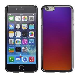 TopCaseStore / la caja del caucho duro de la cubierta de protección de la piel - Simple Pattern 35 - Apple iPhone 6 Plus 5.5