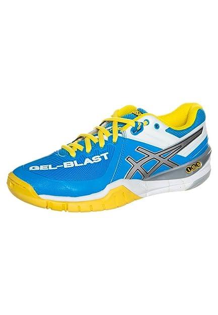 Mujeres Gel-Blast 6 – Zapatillas de Balonmano – Azul Damas Zapatos Zapata | Asics