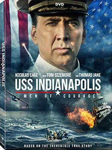 DVD : USS Indianapolis: Men of Courage (DVD)