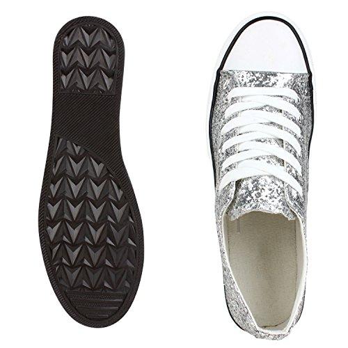 Japado - Zapatillas Mujer Plateado - plateado