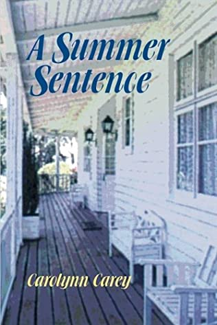 book cover of A Summer Sentence