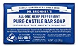 Dr. Bronner's Magic Soaps Pure-Castile Soap, All-One Hemp Review and Comparison